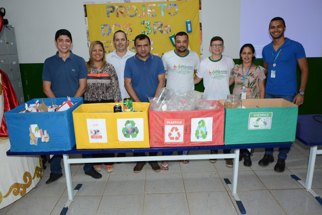 Celso Morais participa de programação alusiva ao Dia Mundial da Água