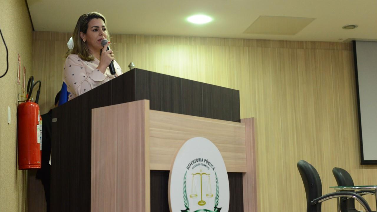 Em evento sobre equidade de gênero, Cinthia Ribeiro destaca os desafios das mulheres na atualidade
