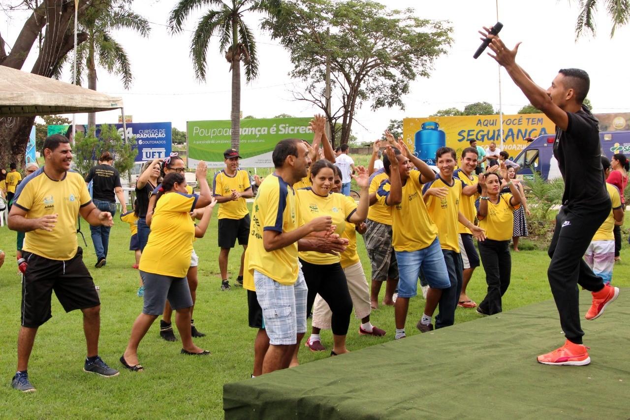 Saúde Bucal promove ações em comemoração ao dia Internacional da Síndrome de Down