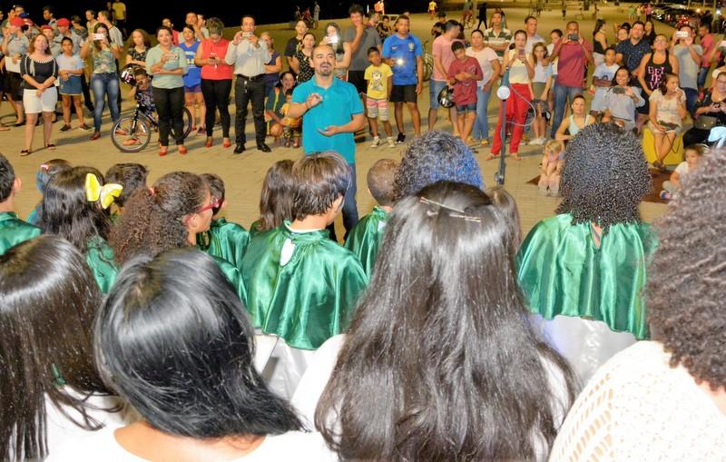 1° Sarau Literário da Biblioteca Municipal movimenta jovens de Araguaína