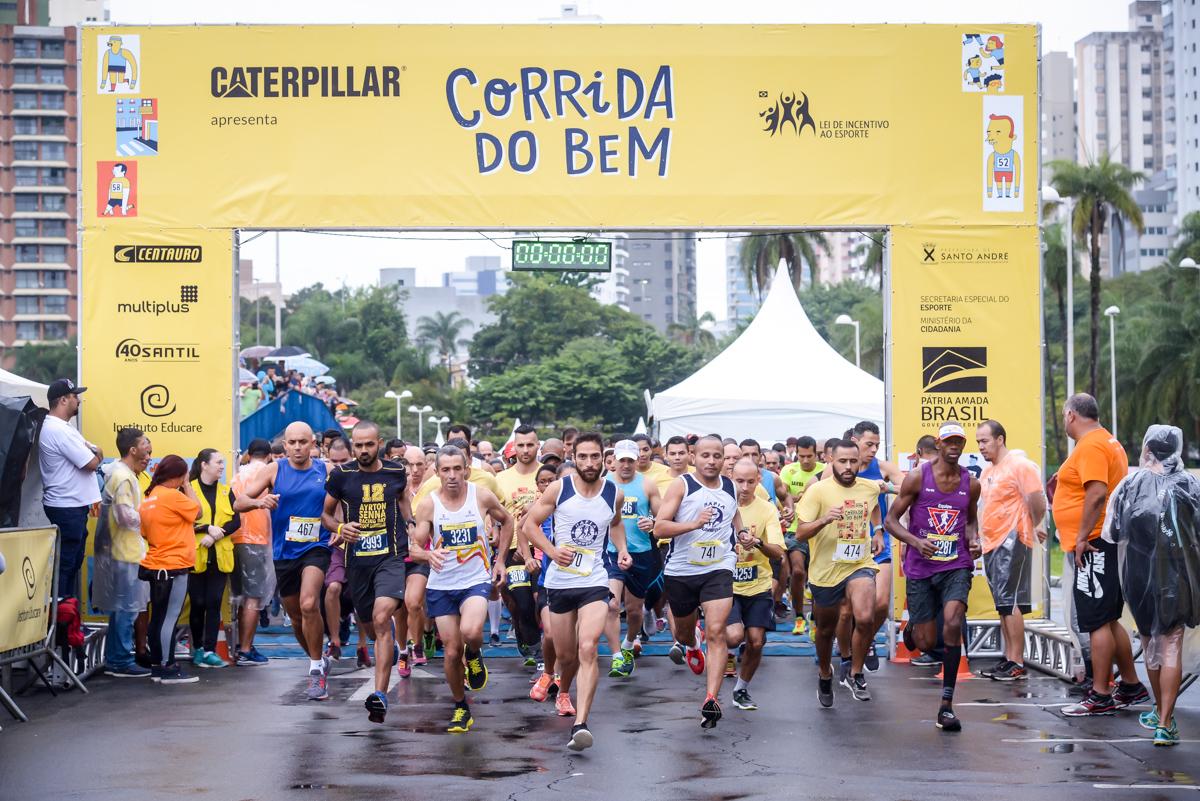 Etapa carioca do Circuito Corrida do Bem tem entrega de kits nesta sexta-feira e no sábado