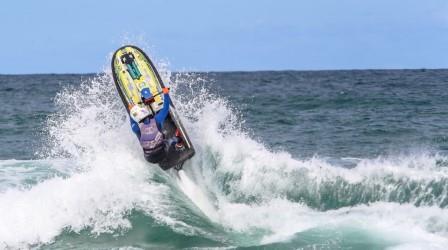 Bruno Jacob irá participar da competição Mundial de Motosurf Freeride 2019