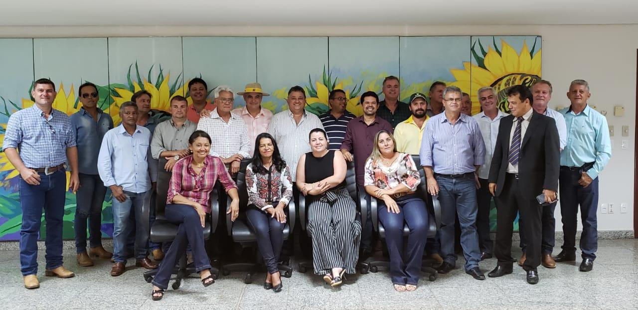 FAET Governo do Tocantins e Assembleia Legislativa fecham parceria para realização das Exposições Agropecuárias