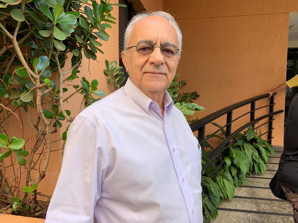 Licença de Moisés Avelino para tratamento de saúde é estendida até 30 de junho