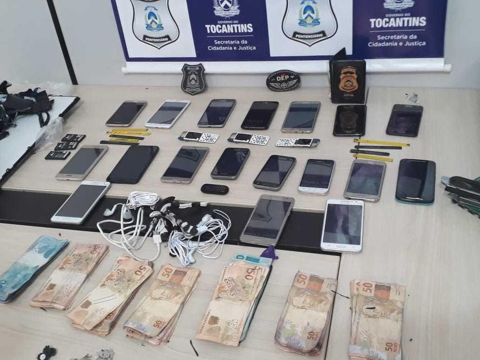 É crime tentar entrar com drogas ou celulares em estabelecimento prisional