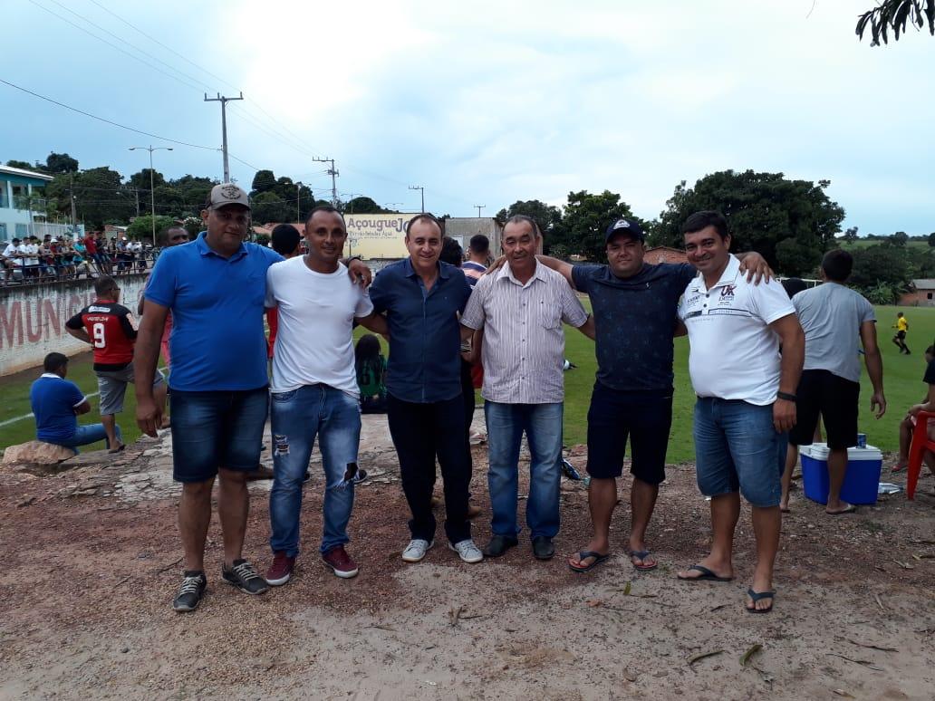 Prefeito Cleodson realiza abertura oficial da Copa Monte Santo de Futebol 2019