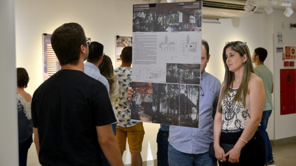Projeto do Espaço Cultural José Gomes Sobrinho, em Palmas, é destaque em Exposição sobre Arquitetura Contemporânea da Amazônia