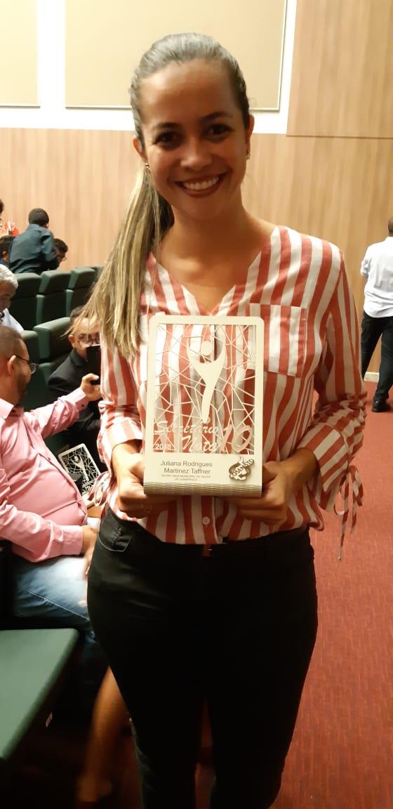Saúde de Dianópolis recebe prêmio nota 10