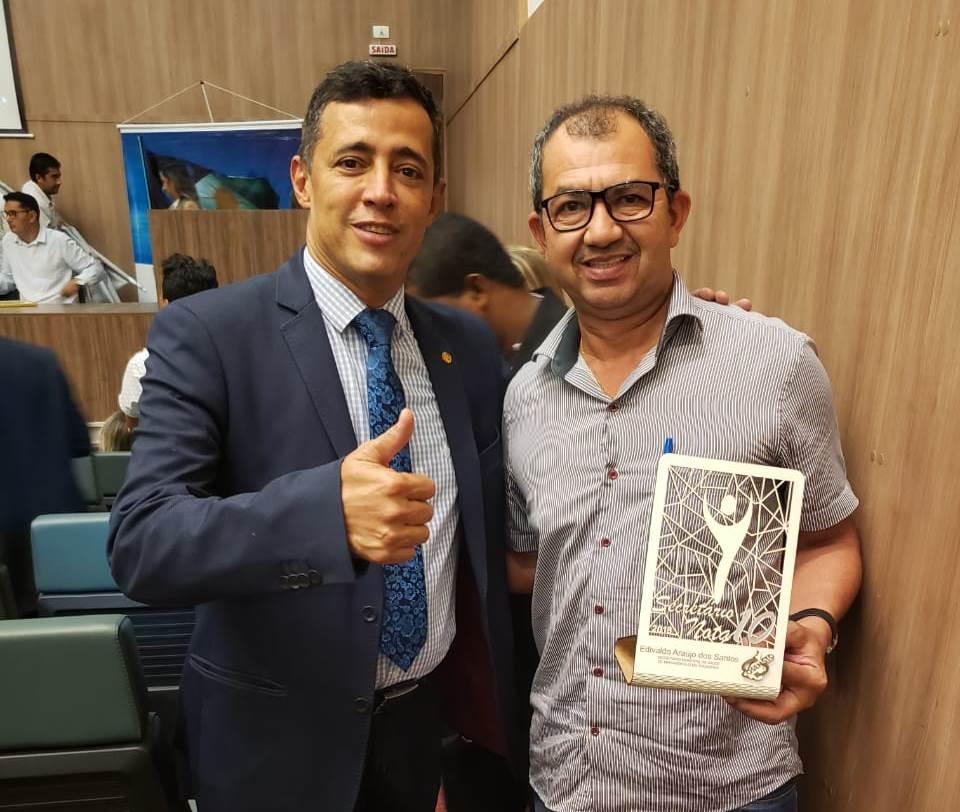 Secretário de Saúde de Marianópolis é premiado pela gestão em 2018