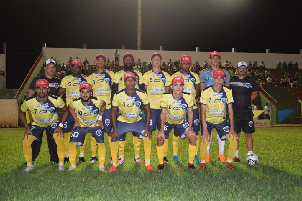 Termina em 0x0 o jogo entre Atlético Cerrado e Araguaína no Tocantinense 2019