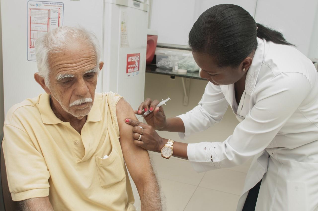 Segunda etapa da Campanha Nacional de Vacinação começa na próxima segunda, 22