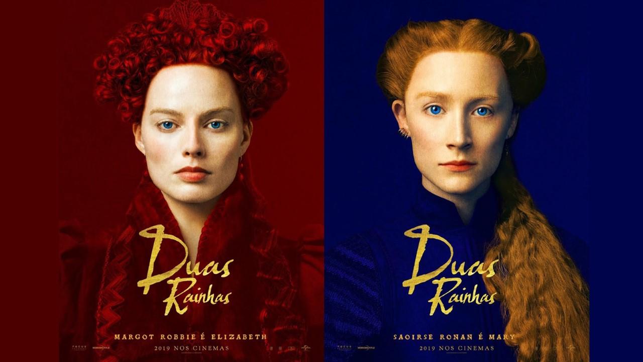Cine Cultura apresenta a programação da semana, com destaque para o drama Duas Rainhas