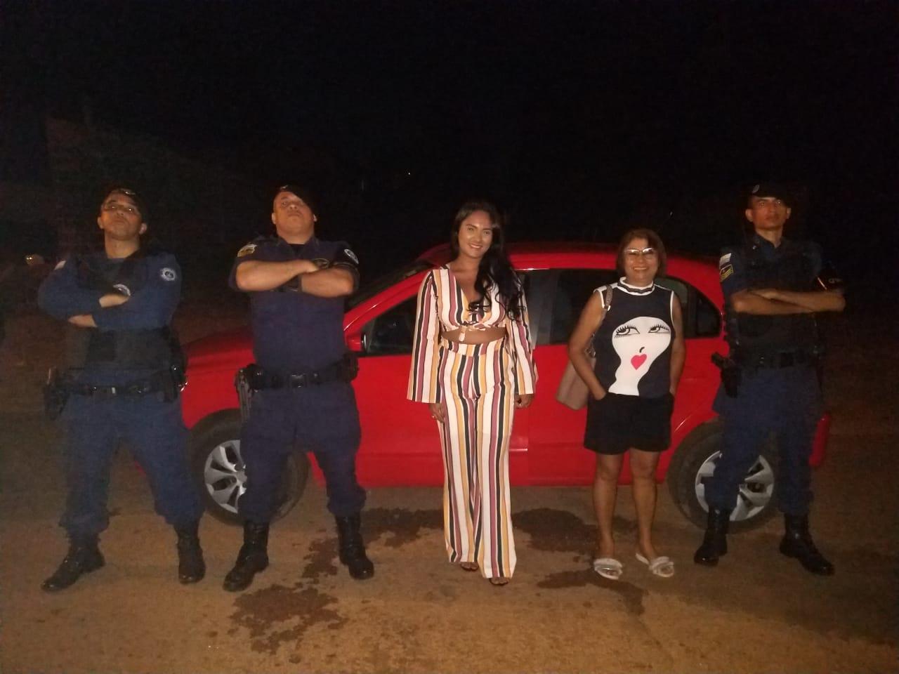 Guarda Metropolitana localiza veículo roubado e cumpre mandado de prisão durante o final de semana na Capital
