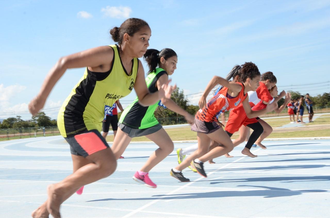Atletas de Palmas disputam modalidades individuais dos Jets e Parajets 2019 etapa regional