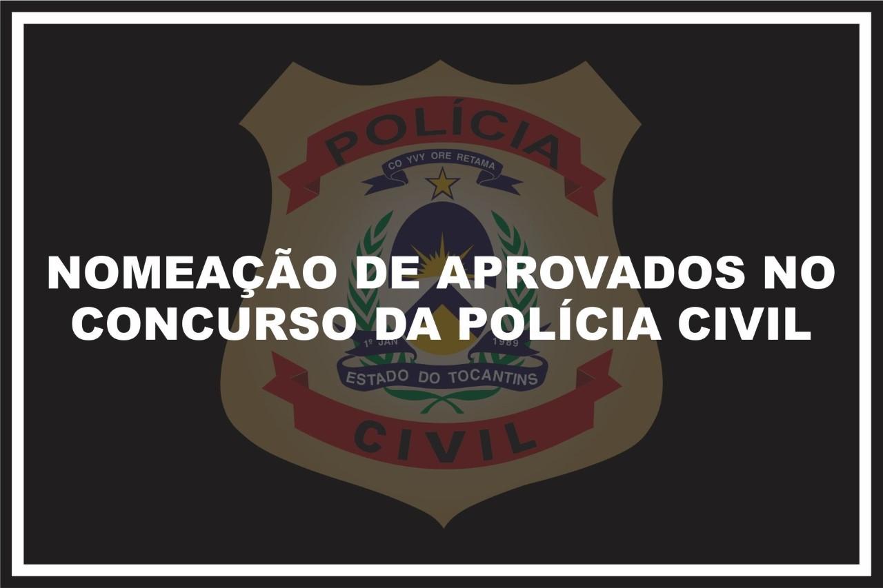 Governador Carlesse nomeia novos delegados, escrivães e peritos para a Polícia Civil