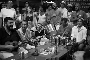 Glória ao Samba homenagem a Portela noTeatro Rival Petrobras