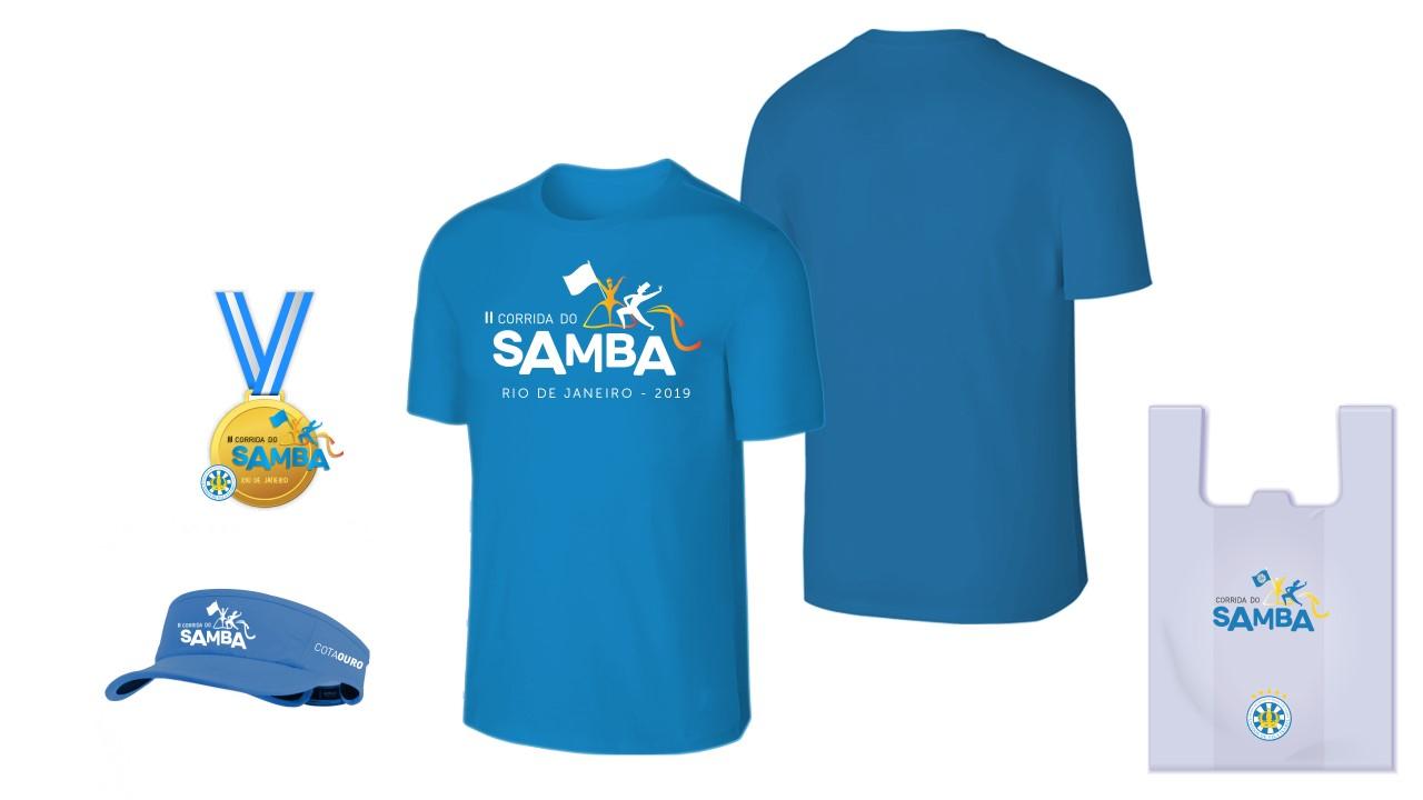 Unidos de Vila Isabel é a homenageada da segunda edição da Corrida do Samba