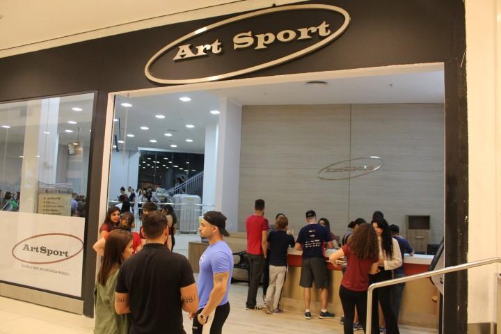 Academia é inaugurada em Shopping de Palmas