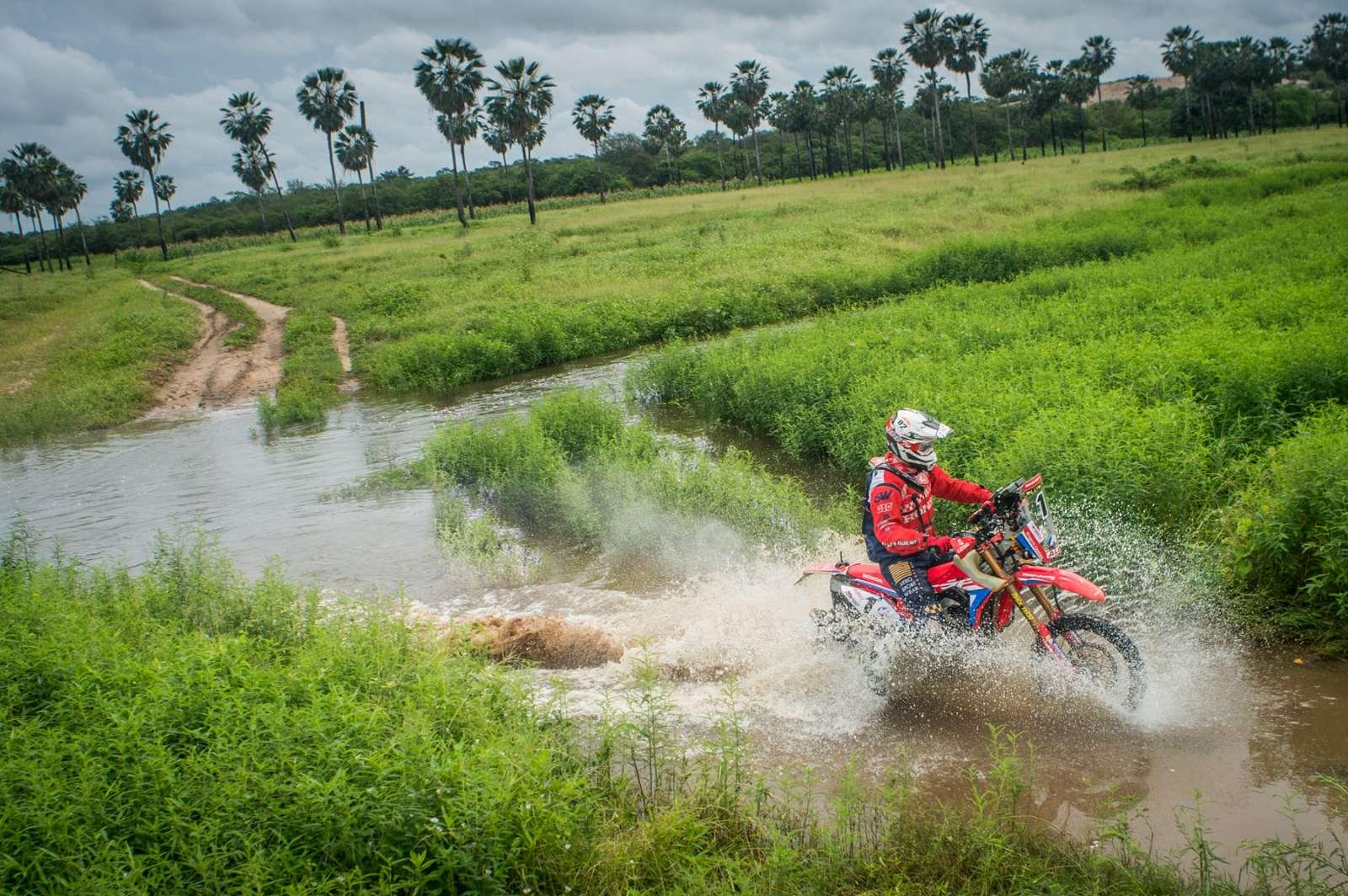 Rally RN 1500 – Gregorio Caselani é tricampeão nas motos e lidera Campeonato Brasileiro de Rally Cross Country