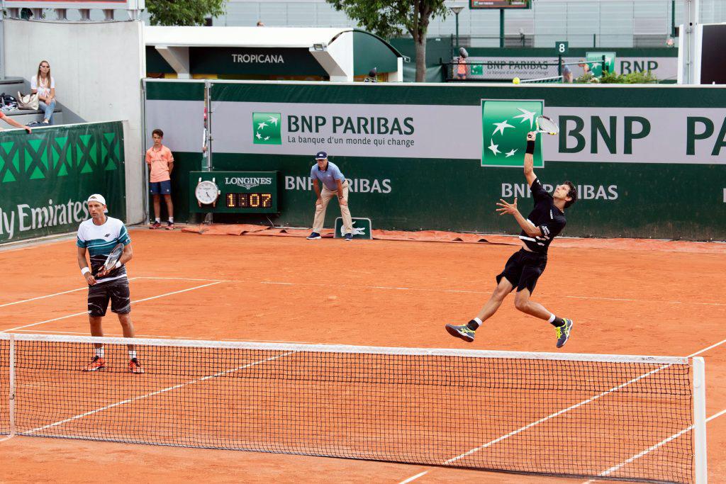 Marcelo Melo viaja para Roland Garros motivado pela boa sequência de torneios no saibro
