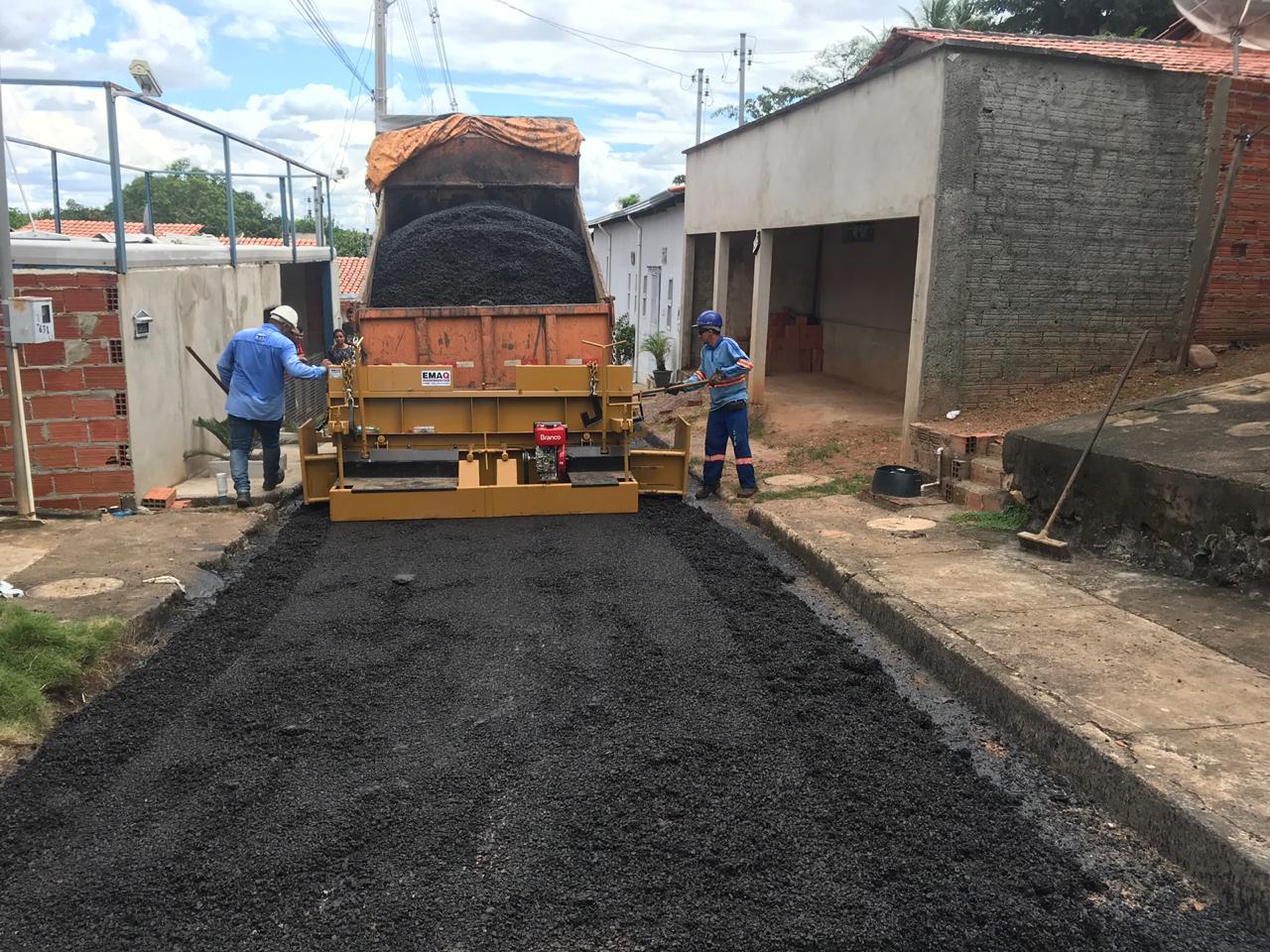 Atendendo pedido da Prefeitura de Paraíso, BRK Ambiental faz reparos na Área Verde