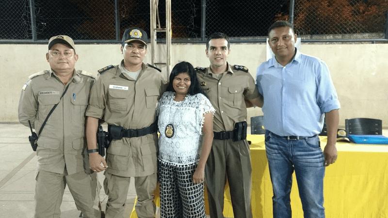 2º BPM e Polícia Comunitária realizam Curso de Agentes Comunitários de Segurança em distrito de Araguaína