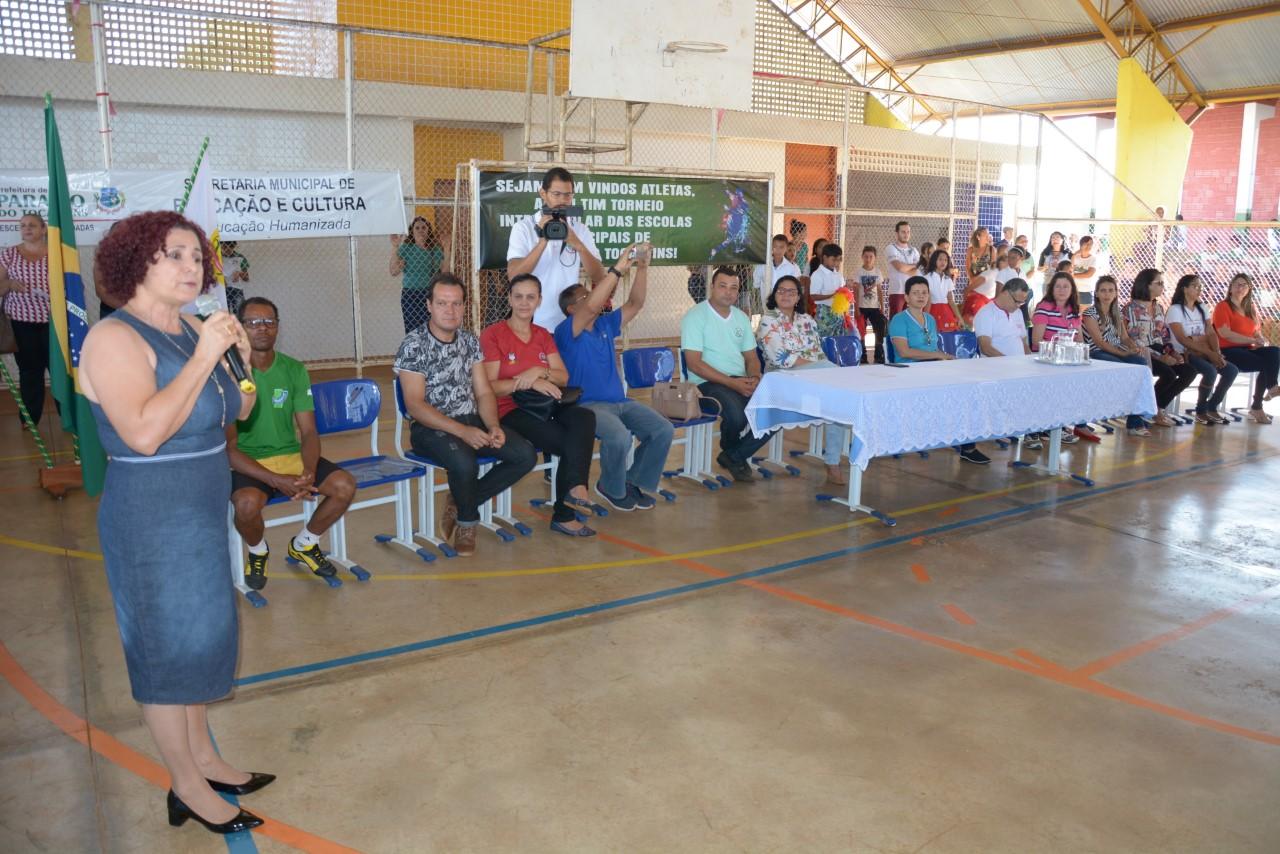 Escolas municipais de Paraíso do Tocantins participam da 7ª edição do TIM