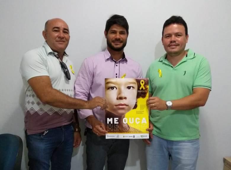Maio Amarelo: Prefeitura de Dois Irmãos realiza blitz educativa nesta sexta, 17