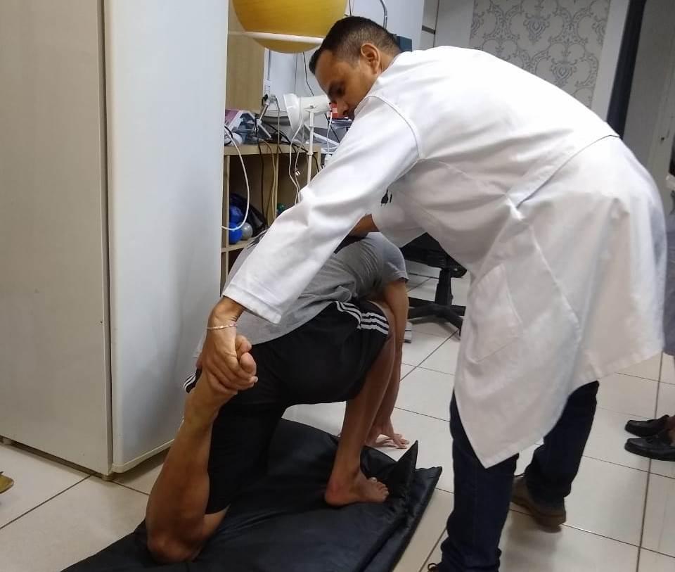 Parceira do Atlético Cerrado, clínica CEFIP prepara jogadores para segunda fase do Tocantinense