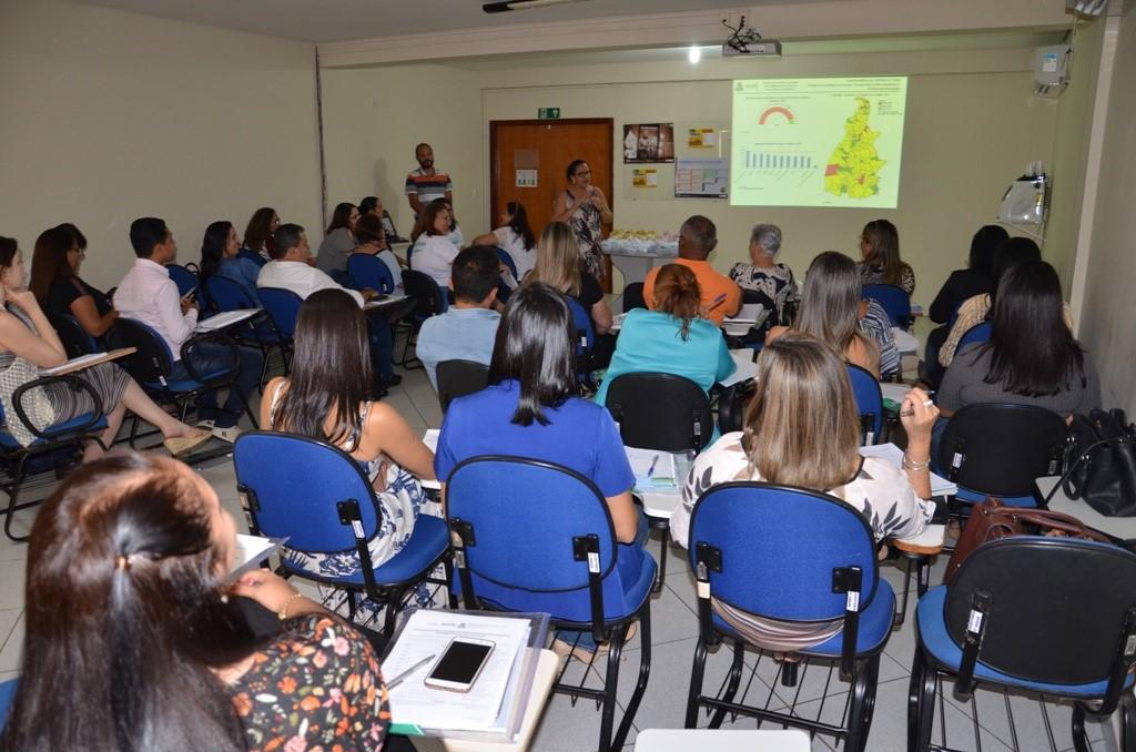 Projeto Imuniza Tocantins é apresentado para Diretores Regionais de Educação
