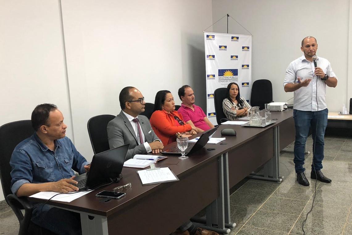Transparência e participação social são discutidas com secretários de saúde e presidentes dos conselhos da Comarca de Tocantinópolis