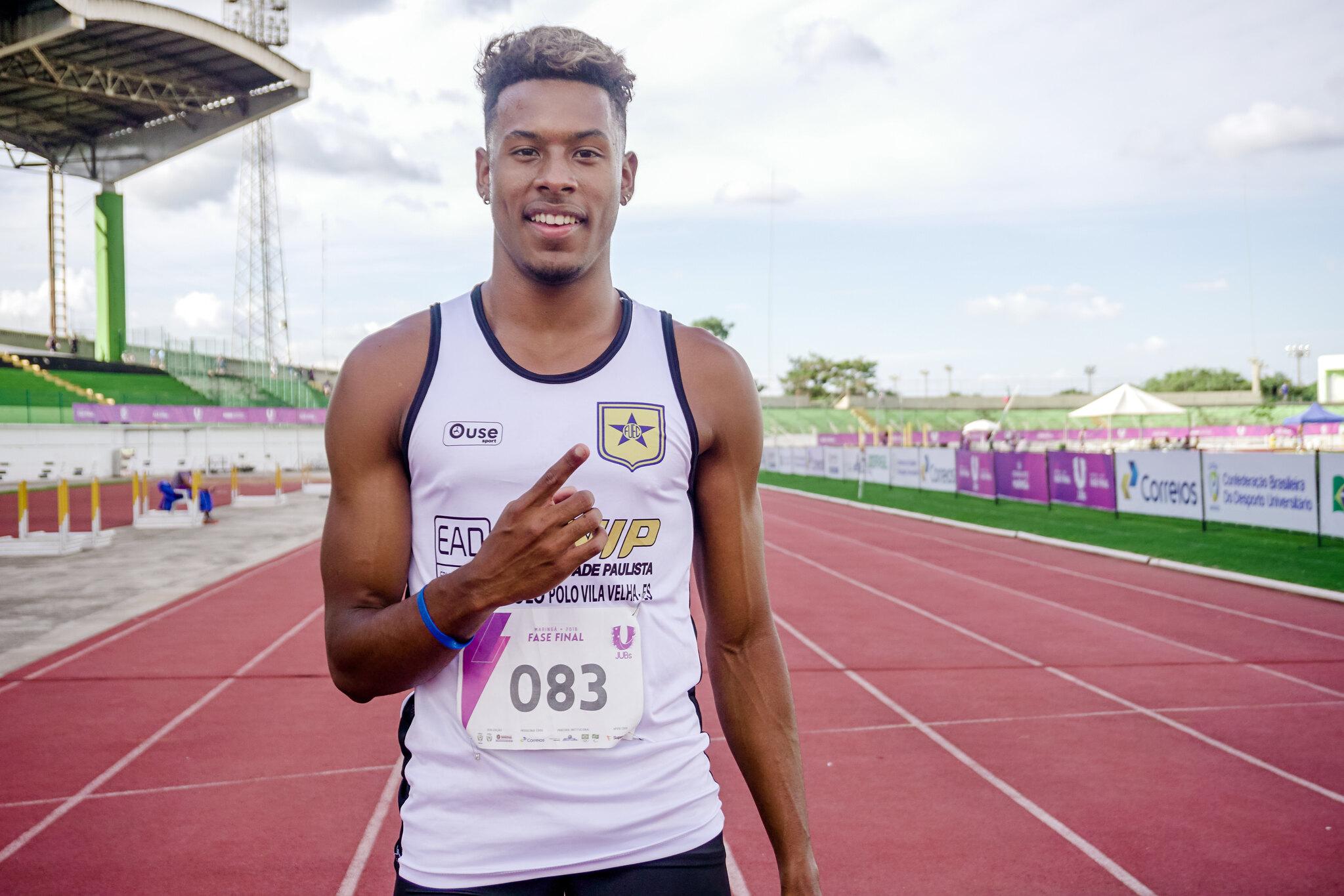 Com Paulo André e Rodrigo Nascimento, Brasil tem nomes de peso no atletismo para Universíade