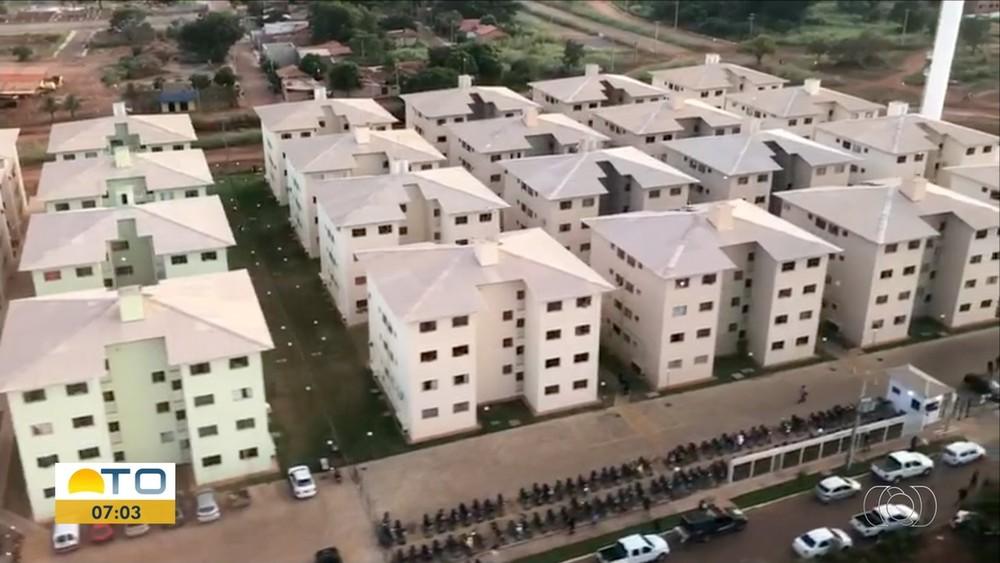 Polícia faz buscas em condomínios populares na região norte de Palmas