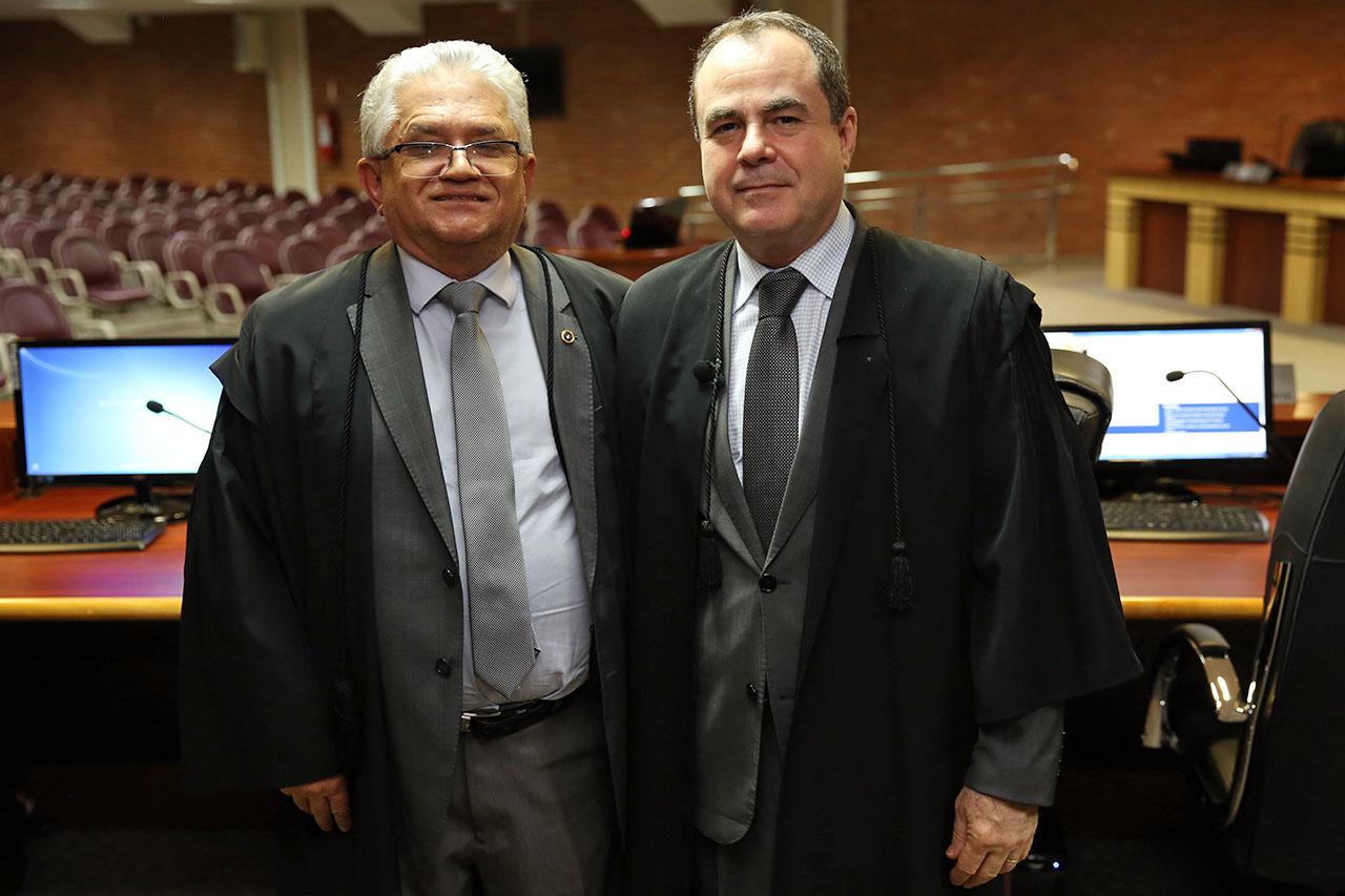 TJTO indica Eurípedes Lamounier e Marco Villas Boas para próxima gestão do TRE-TO