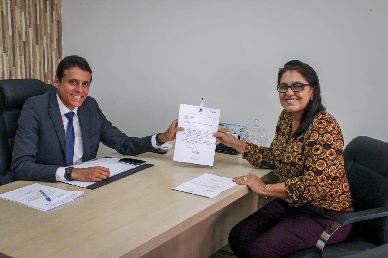 Colméia do Tocantins recebe emenda parlamentar do deputado Nilton Franco