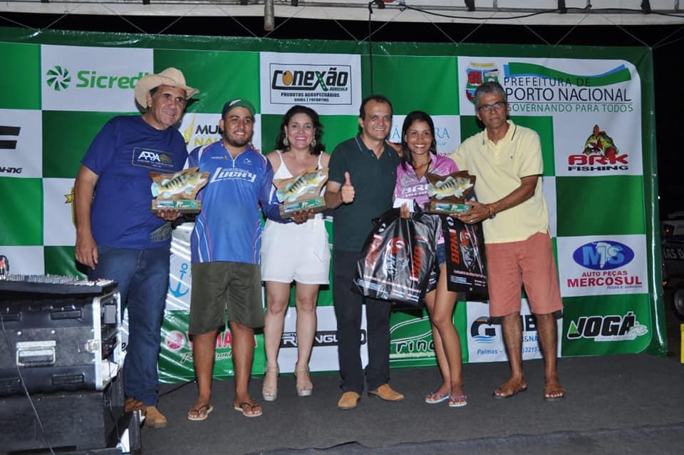 10° Torneio de Pesca ao Tucunaré: Porto Nacional se consolida como capital da pesca esportiva no Tocantins