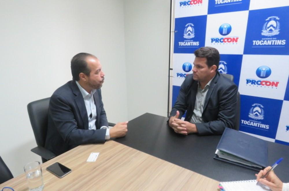 Procon Tocantins e Sebrae assinam termo de cooperação para melhorar atendimento a consumidor