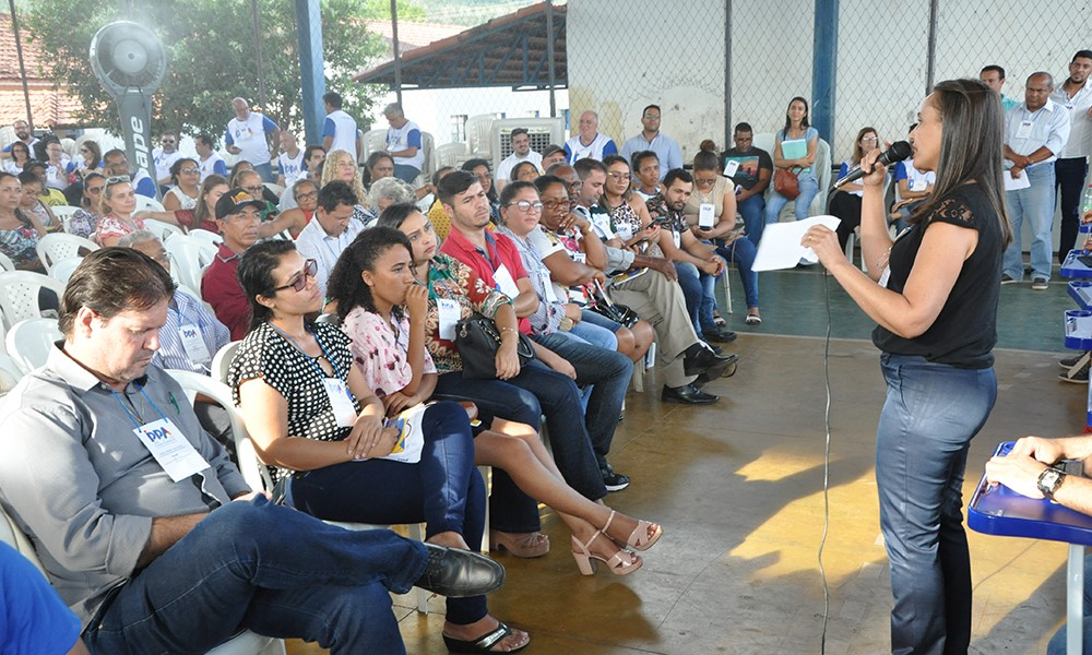 Municípios do Bico do Papagaio debatem assuntos do PPA 2020-2023 em Araguatins