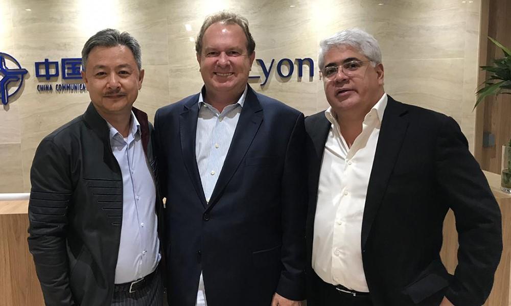 Governador Carlesse avalia positivamente primeiro dia de reuniões com empresários em São Paulo