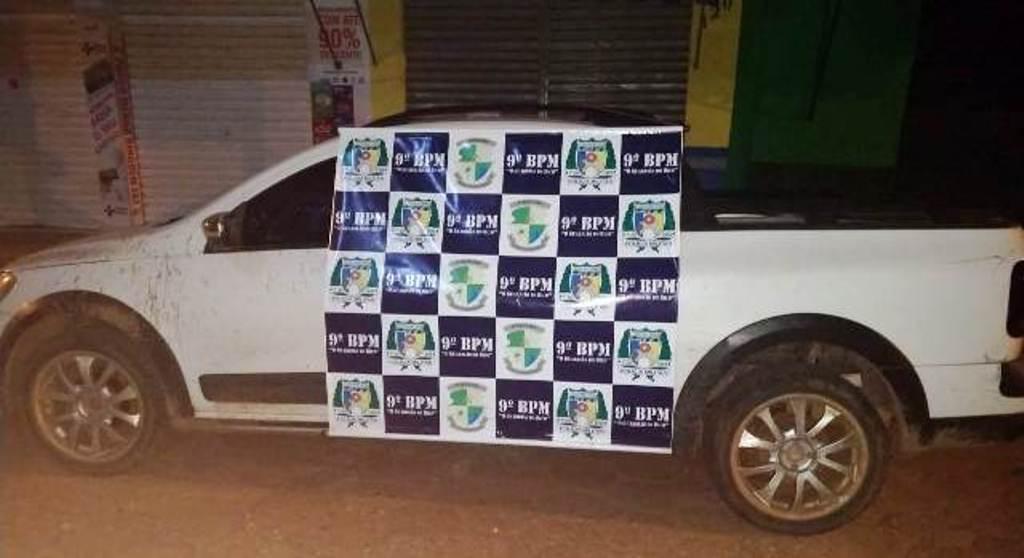 9º BPM TO recupera veículo furtado de morador do Estado do Pará
