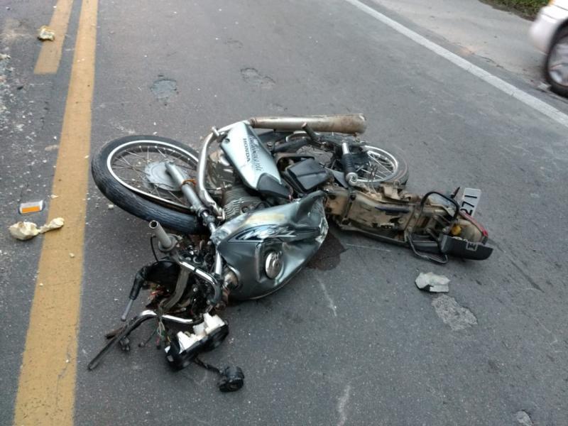 80% dos atendimentos em Pronto Socorro estão relacionados a acidentes de trânsito