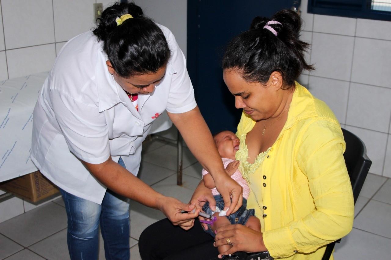 Secretaria de Saúde de Gurupi disponibiliza dois pontos volantes para vacinação noturna contra a influenza