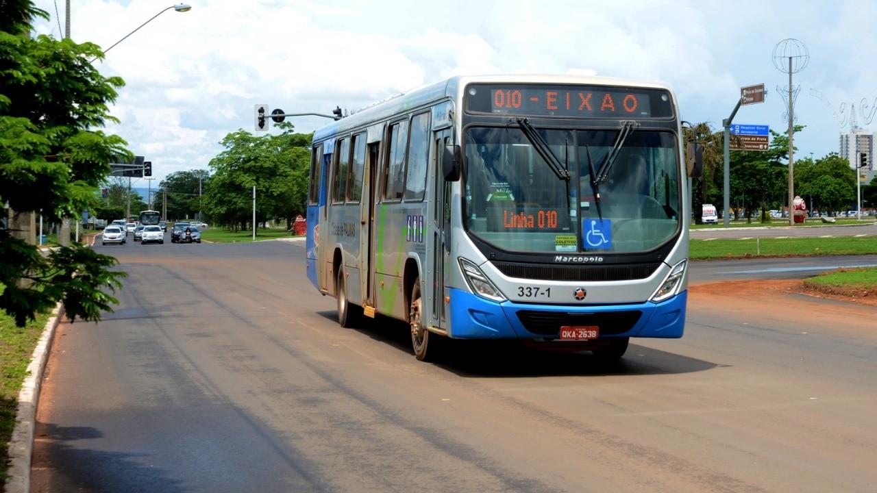 Transporte público recebe reforço para atender o 27º Arraiá da Capital