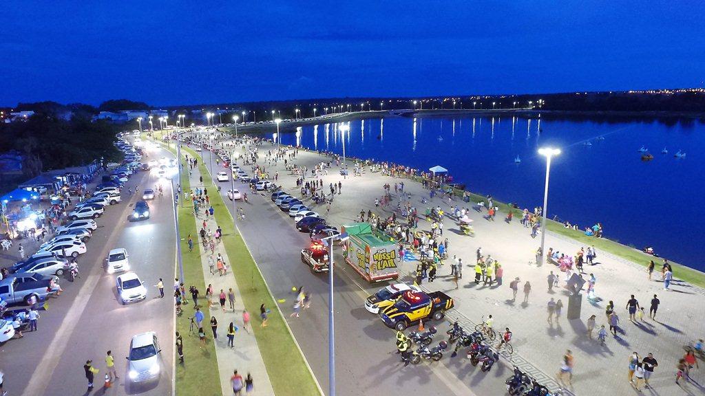 Araguaína Mais Verão inicia no próximo dia 2 na Via Lago