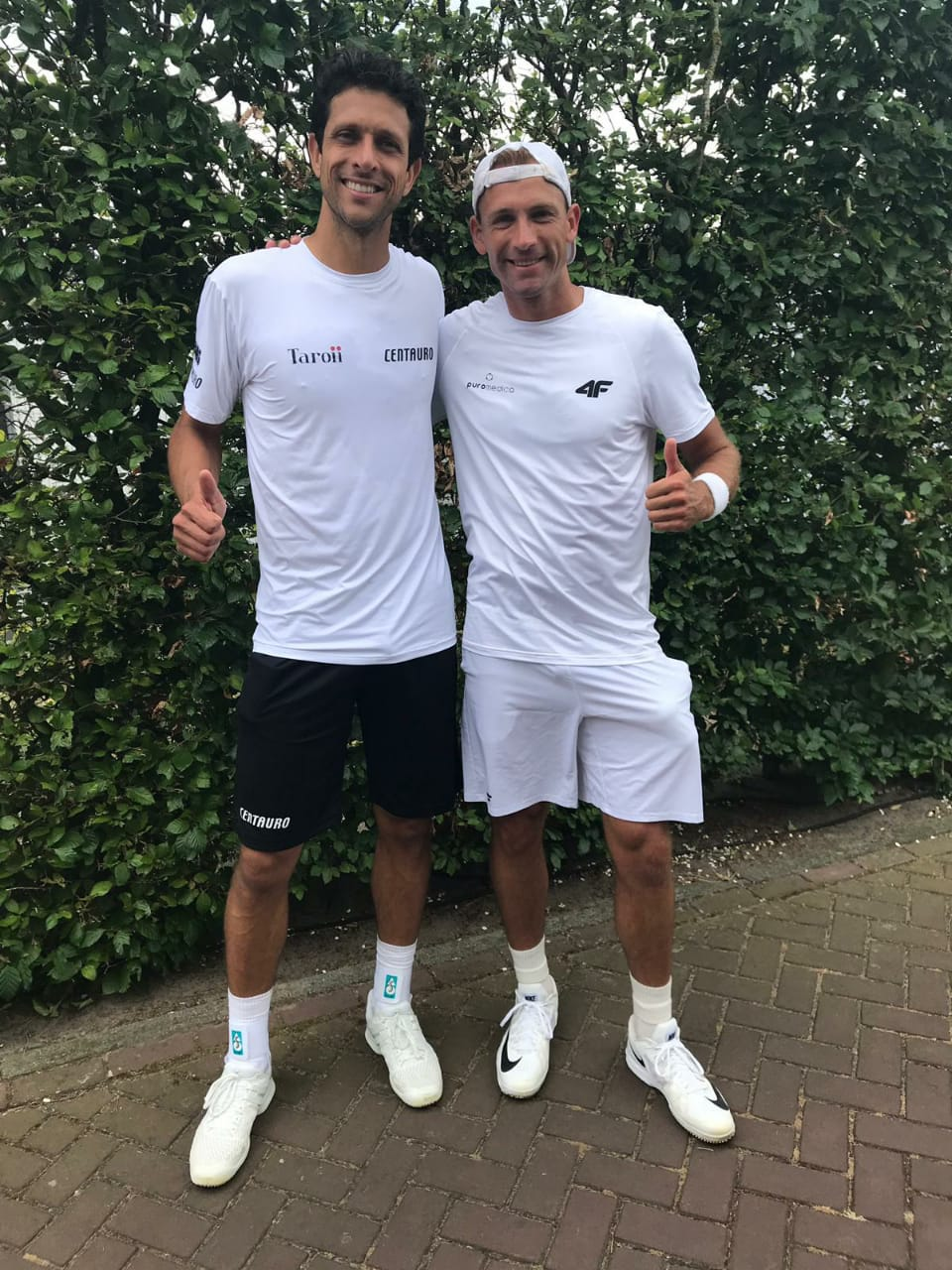 Melo e Kubot estreiam nesta segunda-feira (21) no ATP 500 de Viena