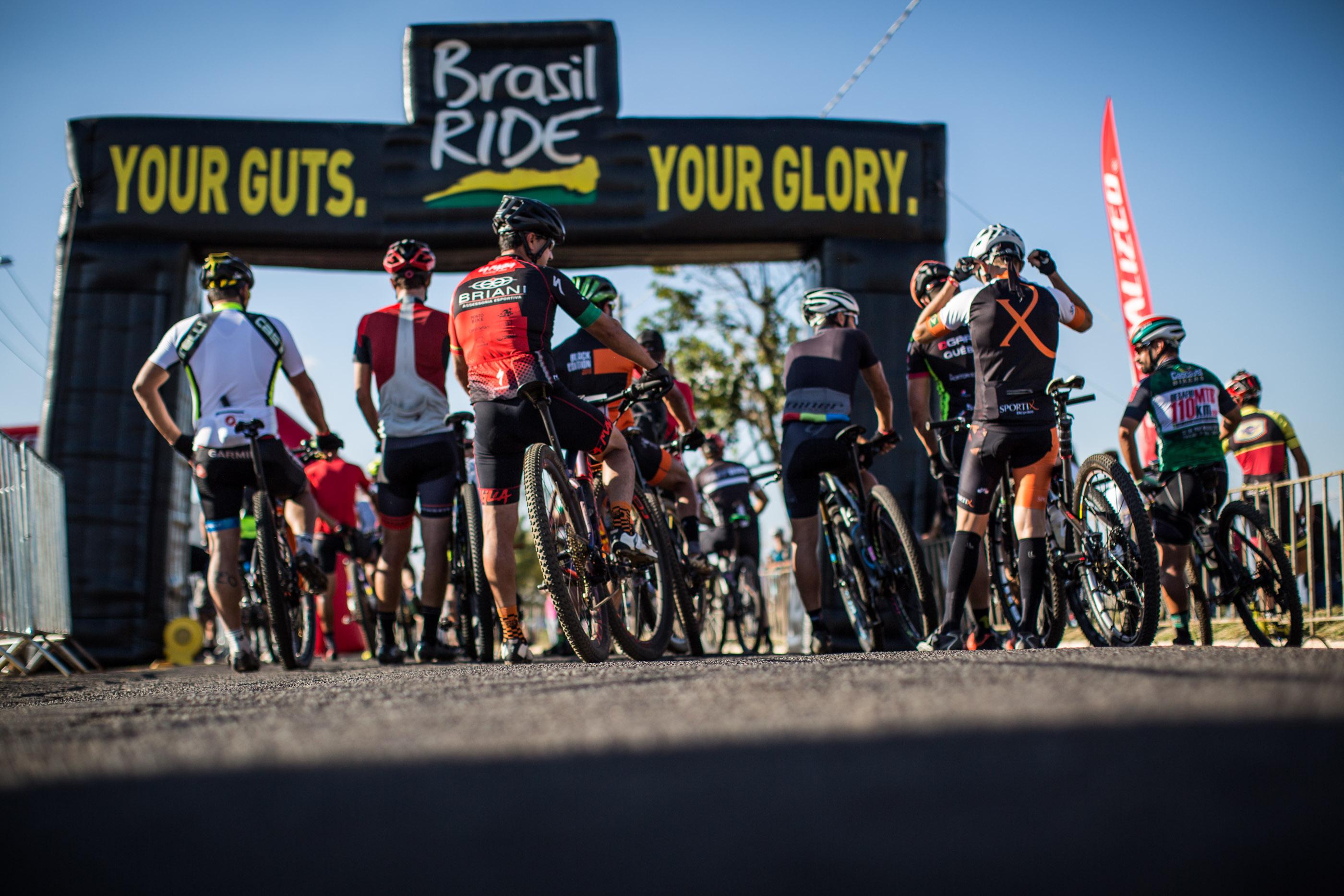 Sétima edição do Festival Brasil Ride reúne 4.000 atletas de seis países em Botucatu