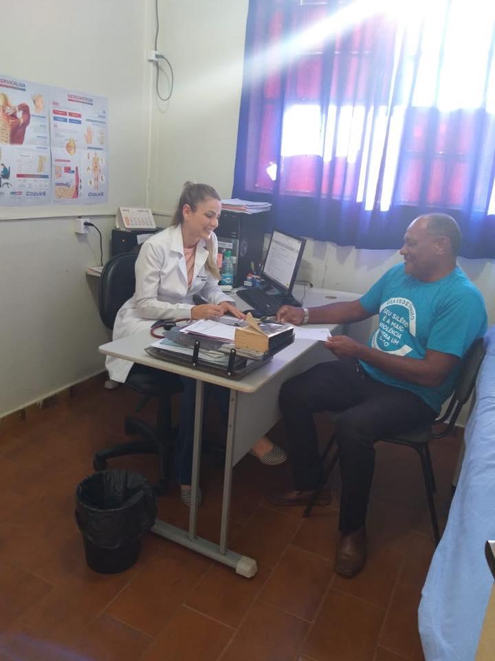 Lagoa da Confusão é contemplada com profissionais do programa Mais Médicos