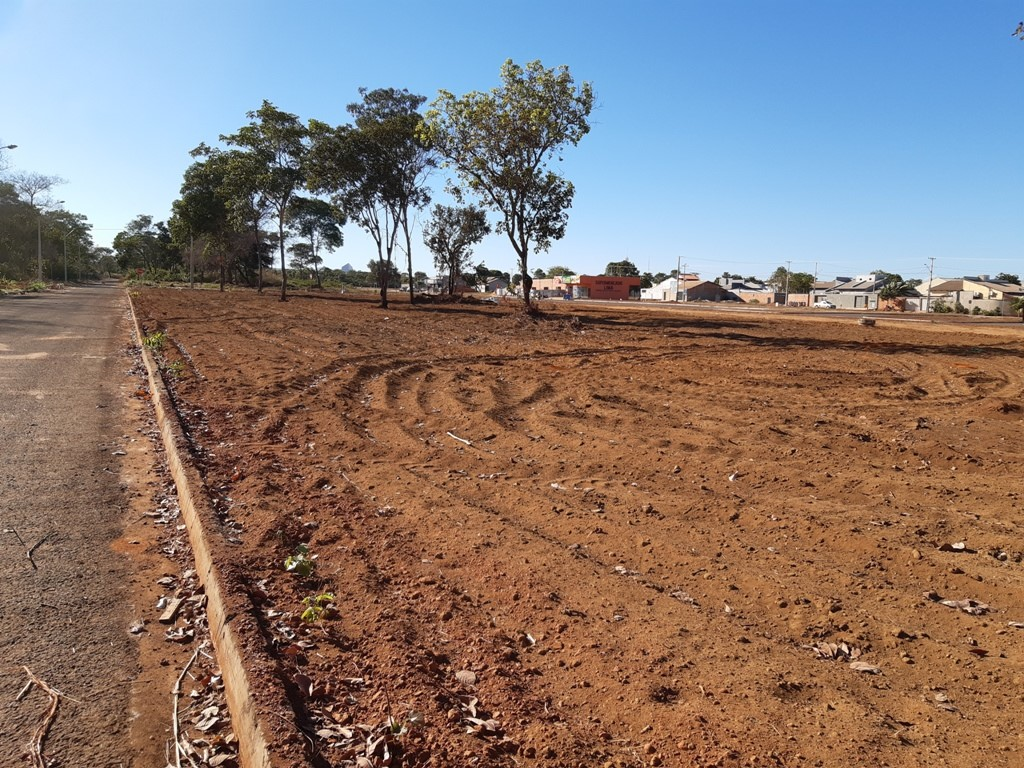 Arso 131 ganhará horta comunitária e área produtiva urbana em Palmas atingirá cerca de 50 mil m²