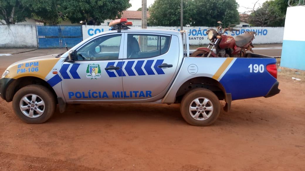 Motociclista sofre acidente em estrada vicinal de Divinópolis