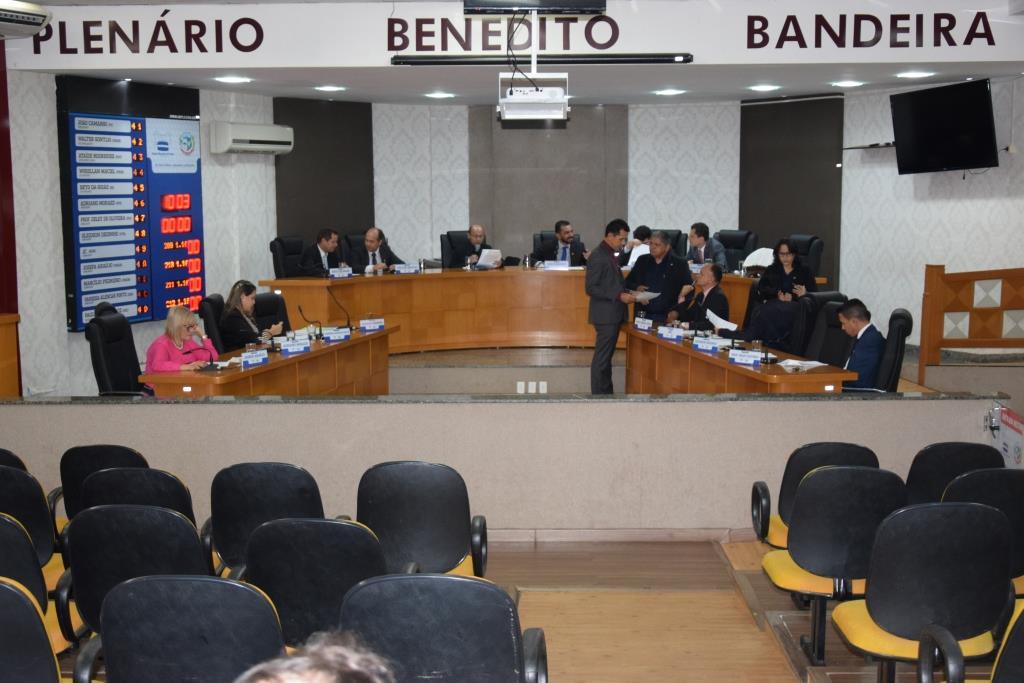 Câmara Municipal de Paraíso prorroga concurso público por dois anos